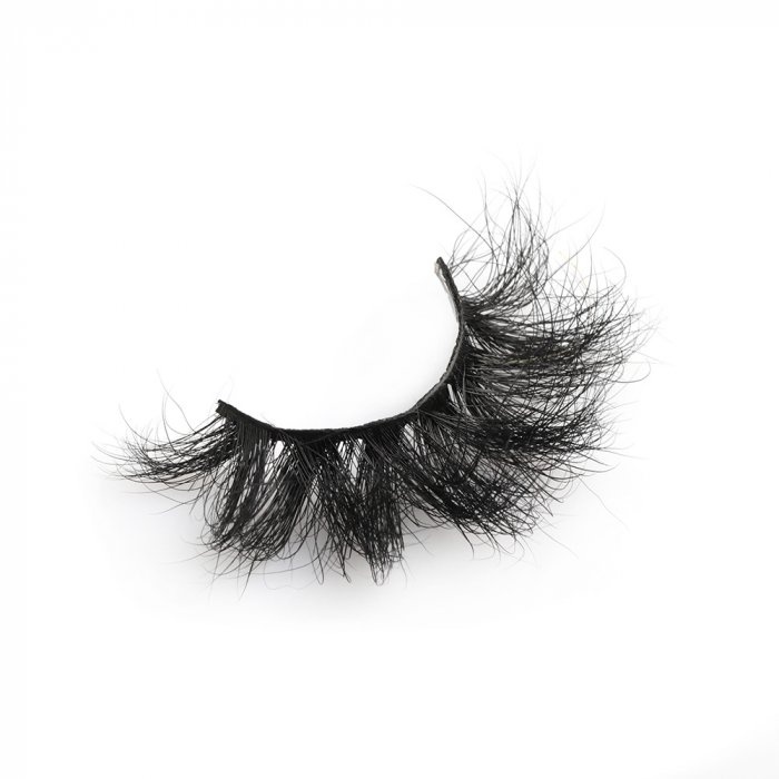 20mm fluffy 8d mink lashes FMZ-017B