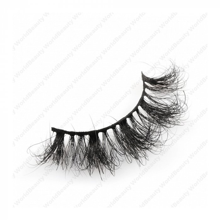 20mm fluffy 8d mink lashes FMZ-033B
