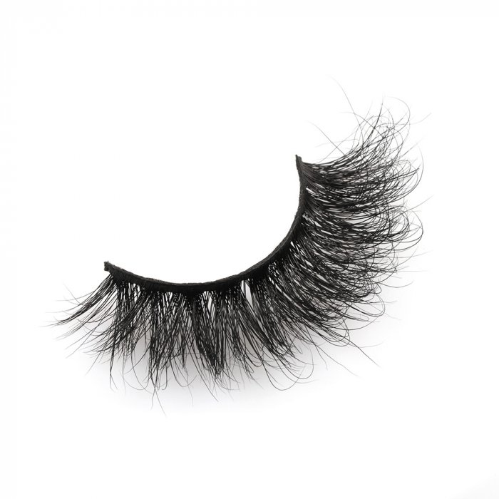 20mm fluffy 8d mink lashes FMZ-047B