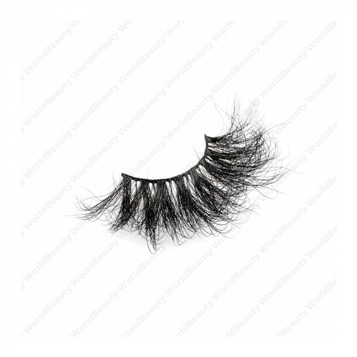 30mm fluffy 8d mink lashes FMS-11B