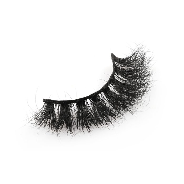 20mm fluffy 8d mink lashes FMZ-024B