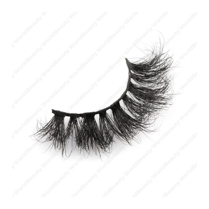 20mm fluffy 8d mink lashes FMZ-069B