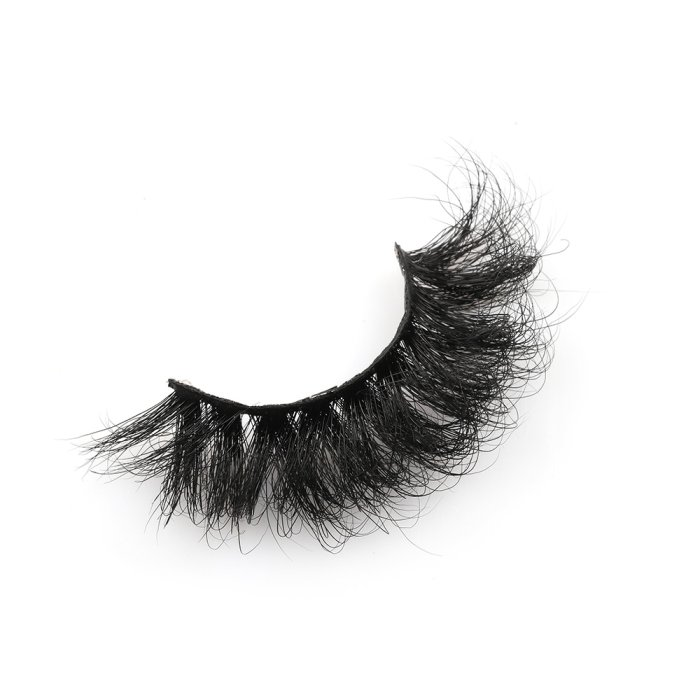 20mm fluffy 8d mink lashes FMZ-021B