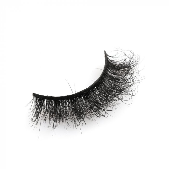 20mm fluffy 8d mink lashes FMZ-036B