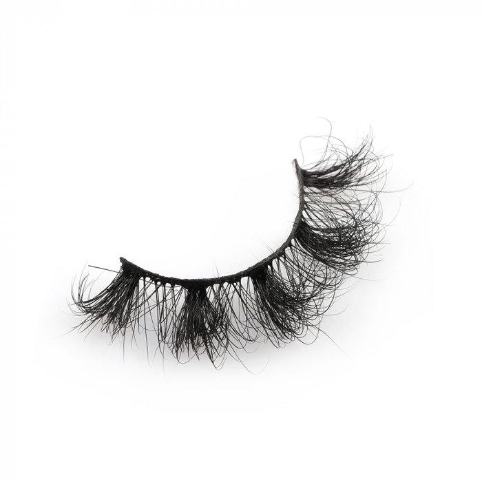 20mm fluffy 8d mink lashes FMZ-059B