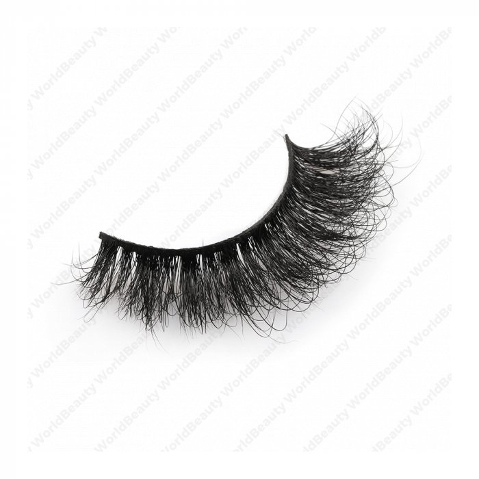 20mm fluffy 8d mink lashes FMZ-041B