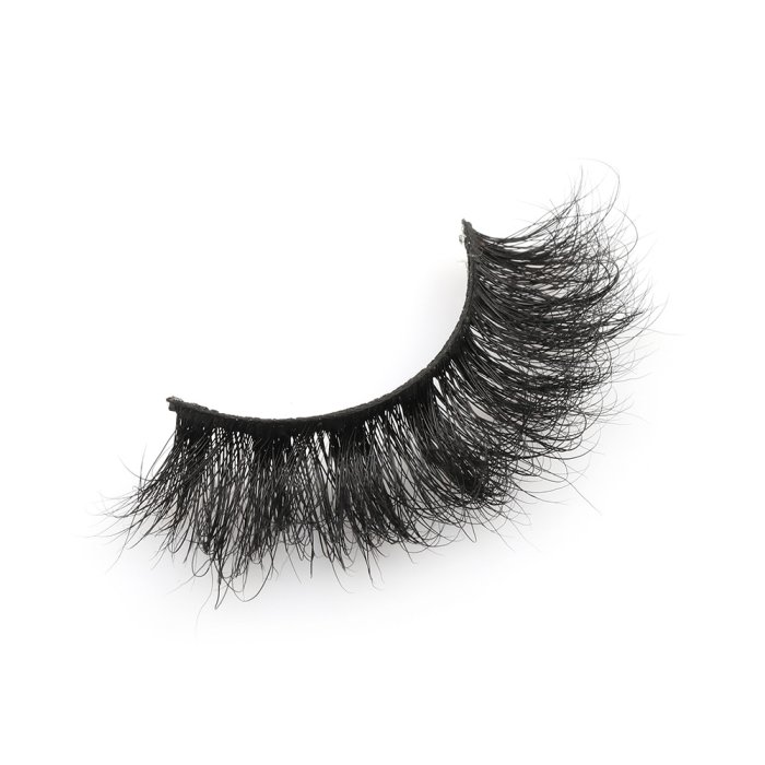 20mm fluffy 8d mink lashes FMZ-019B