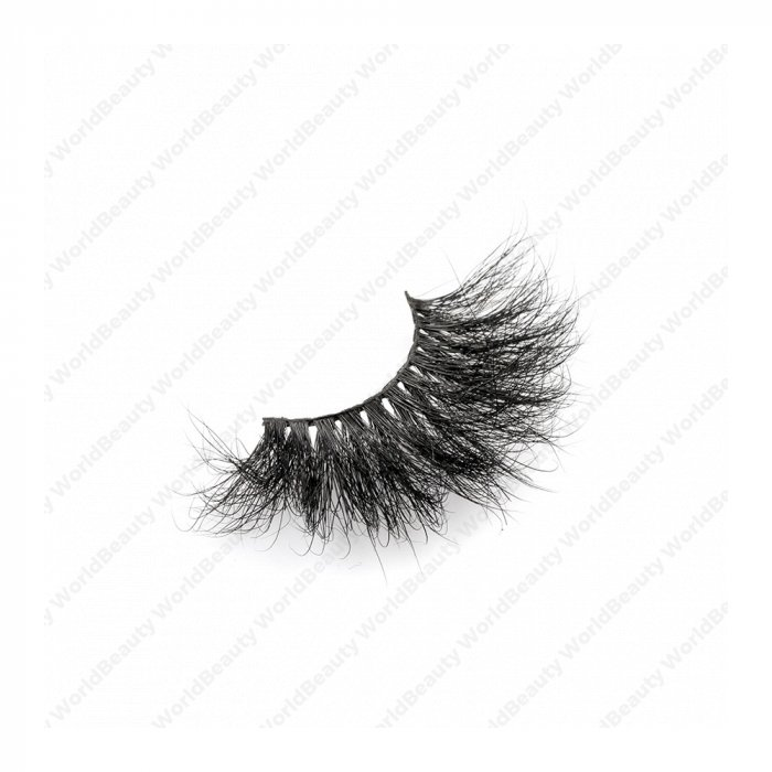 30mm fluffy 8d mink lashes FMS-16B