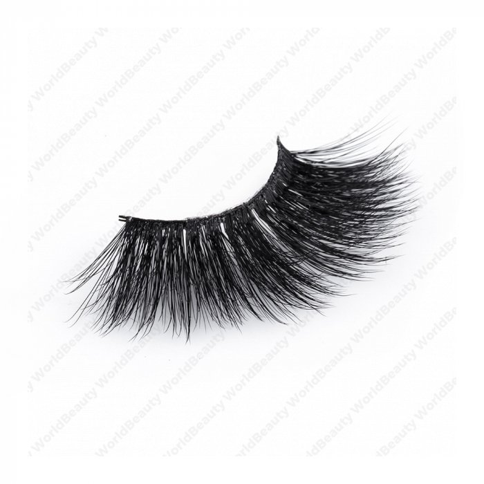 25mm 3D faux mink lashes-AL02