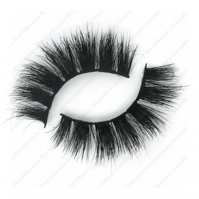 High quality 3D mink lashes HD025